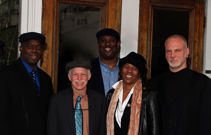 Charmaine Neville Band